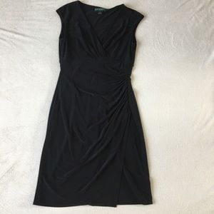 Ralph Lauren Black Dress Size 6